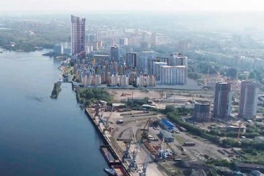 Недалеко от «Белых рос» планируется 61-этажная башня