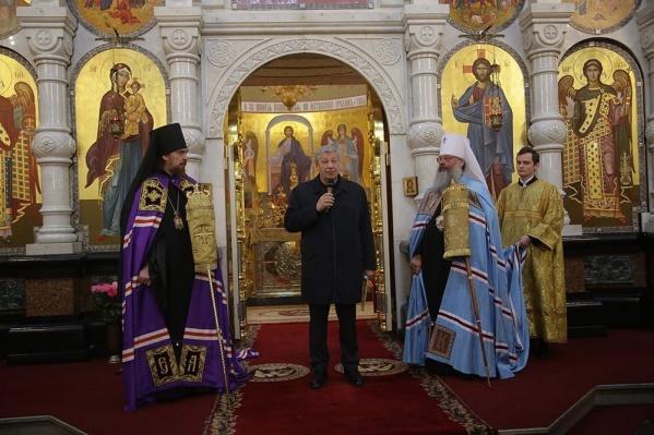 Аркадий Чернецкий рассказал, что архитекторов просили убрать излишества