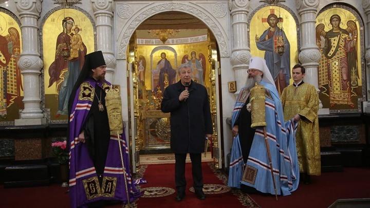 Сенатор Аркадий Чернецкий рассказал, как выбирали облик Храма на Крови