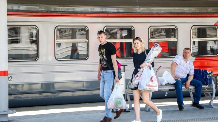 Для нижегородцев, опаздывающих на работу из-за пробки в Ольгино, ввели ранние электрички