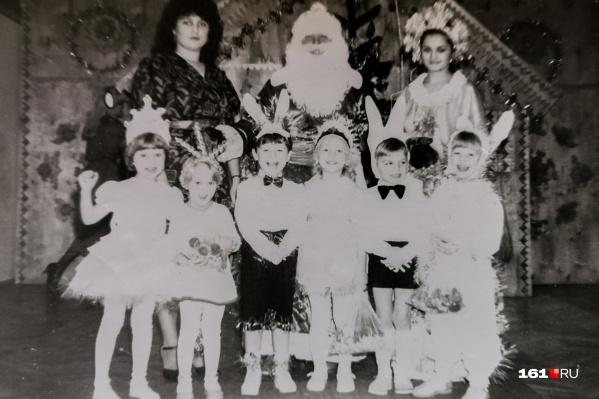 Утренник в детском саду в далеких 80-х годах