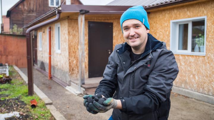 Как пережить зиму в Сибири в своем доме и не разориться