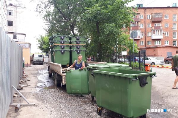 Вывозить строительные отходы придётся самим
