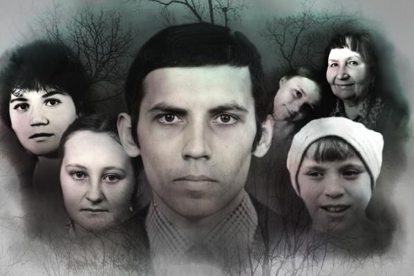 За три месяца Фёдор Козлов изнасиловал и убил трех женщин и двоих детей. Его поймали 1 сентября