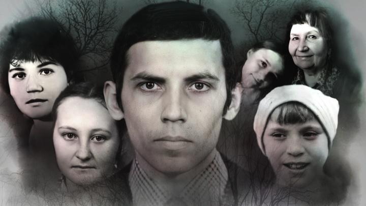 Чудовище из Ложка: история серийного убийцы, который в 1989 году держал в страхе всю область