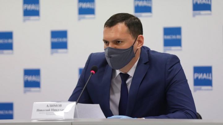 Николай Алимов: «Волгоград — не Москва. Пока есть койки, ложитесь в стационары»