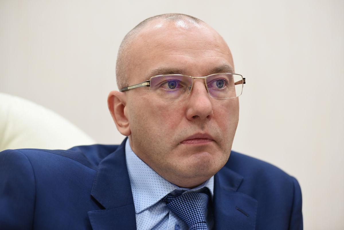 Председатель Санкт-Петербургского городского суда Алексей Лаков
