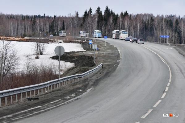 Возникшие заторы можно будет объехать через Московский тракт, говорят дорожники