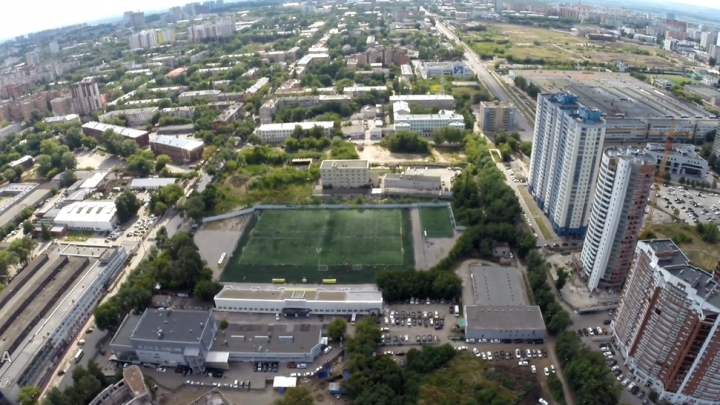 В Октябрьском районе Самары построят новую школу на 550 мест
