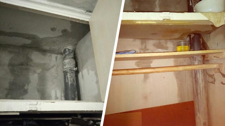 В тюменской многоэтажке затопило квартиры. Как добиться компенсации?