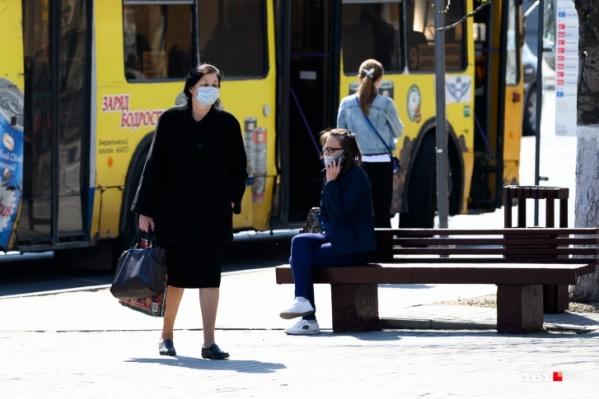На утро 28 мая коронавирусом в Ростовской области заболели 4287 человек