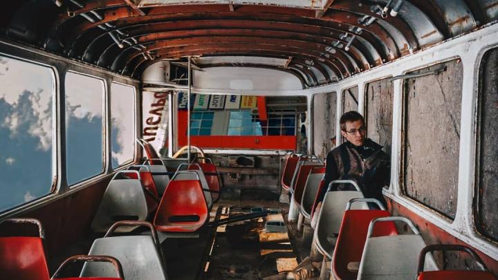 Самарский художник «назвал» причину вылета трамвая у ТЦ «Апельсин»