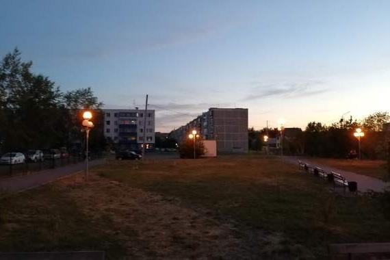 Это место в Рябково годится для постройки скейт-парка, считает автор идеи