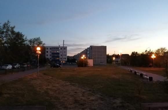 Курганцы предложили построить скейт-парк в Рябково