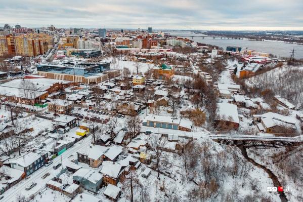 Названия сквера и двух улиц в Перми обсудят на совете по топонимике
