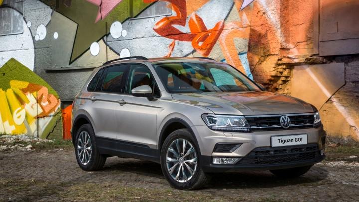 Volkswagen Tiguan GO: чем покорила волгоградцев новая комплектация кроссовера со «вкусной начинкой»