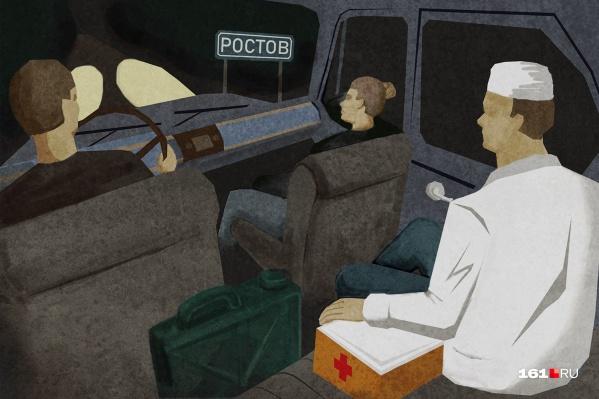 Вакцина от дифтерии сразу стала дефицитом, и врачи сами ездили за ней за сотни километров