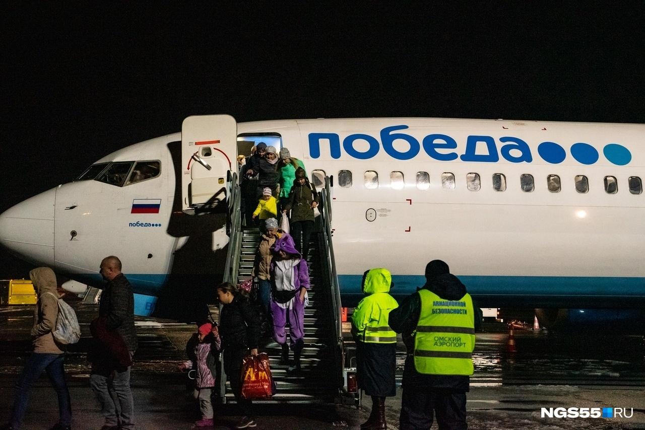 В летнем расписании Омского аэропорта «Победа» пока стоит