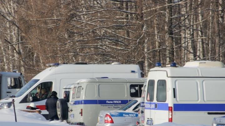 В Прикамье командира отряда ГИБДД нашли мертвым