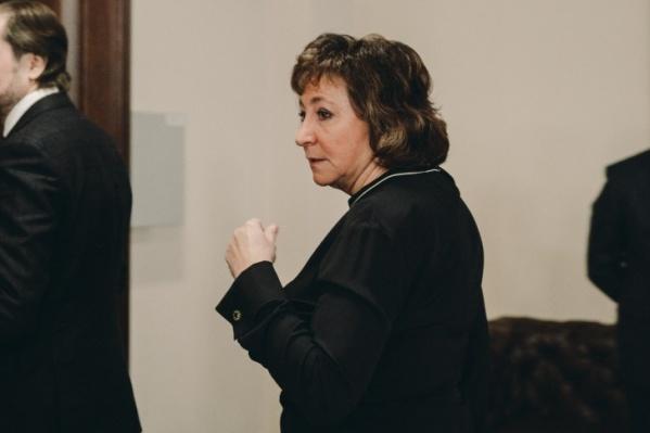 Наталья Шевчик — советник Александра Моора по стратегическим вопросам