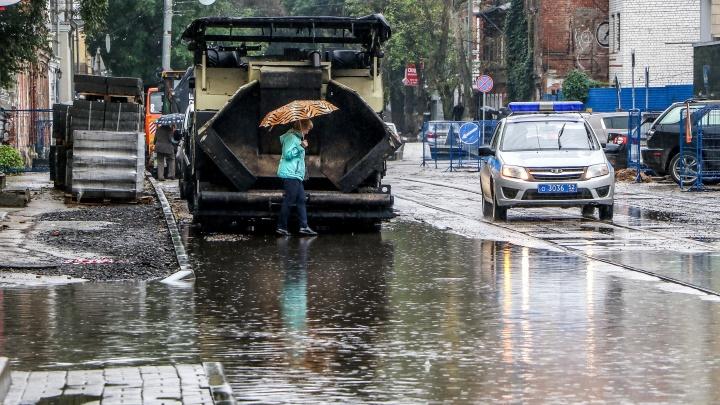 МЧС предупреждает нижегородцев о сильных дождях