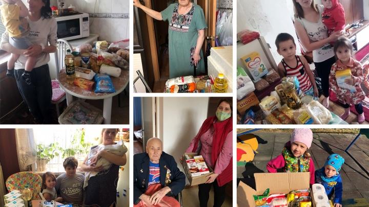 «Я не знаю, чем кормить ребёнка!»: кто помогает людям, потерявшим работу из-за пандемии