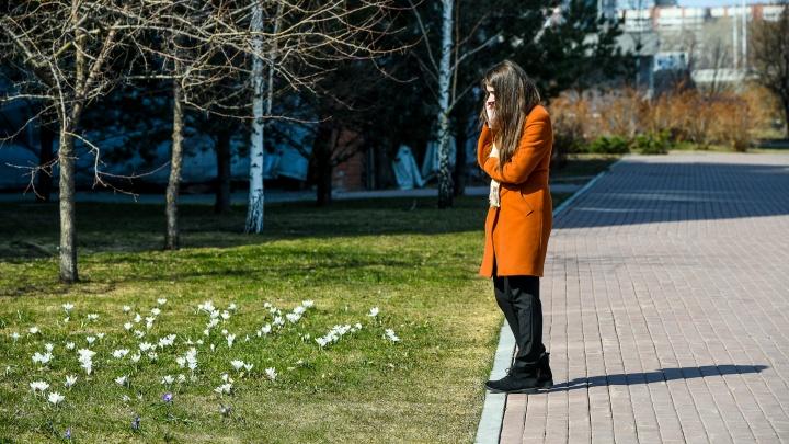 Погода на неделю: в Екатеринбург придут дожди