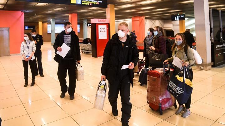 Запретят ли полеты из Екатеринбурга в Москву и Питер? Отвечает вице-губернатор