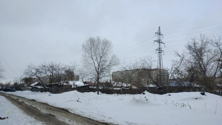 В Курганской области из-за непогоды без света остались свыше 8 тысяч человек