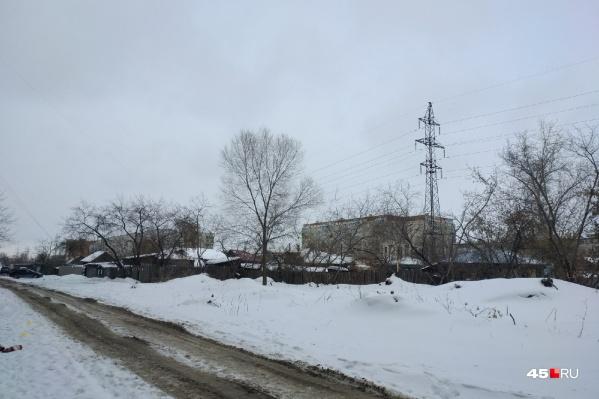 В Заурелье непогода лишила света свыше восьми тысяч человек