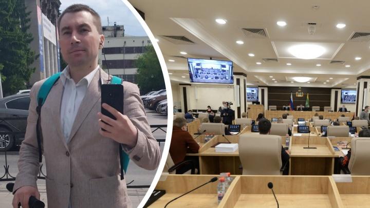 В Екатеринбурге появился первый кандидат на пост мэра. И это не Орлов