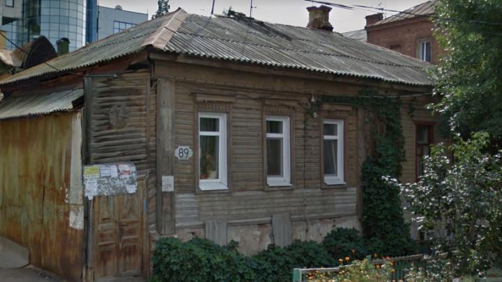 Суд обязал мэрию снести аварийные дома в центре Самары