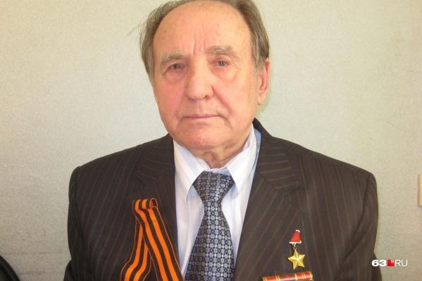 Владимир Чудайкин большую часть жизни прожил в Самаре