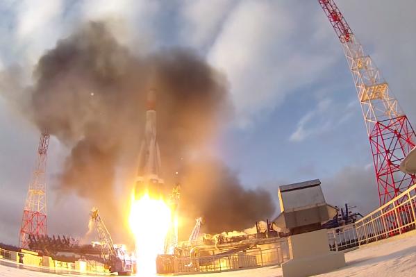 В прошлый раз«Союз-2.1б» запустили 20 февраля