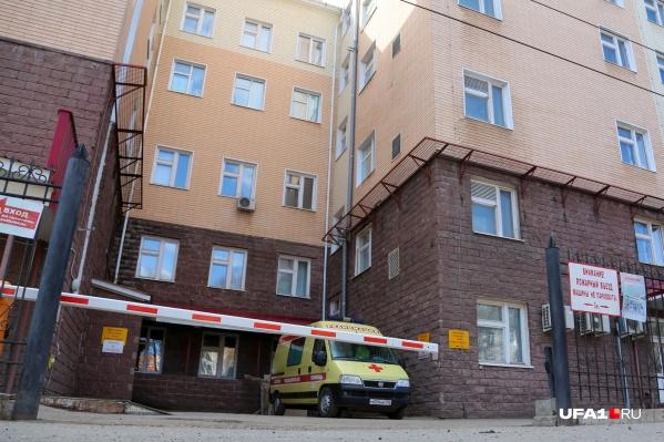 Больница остается на карантине