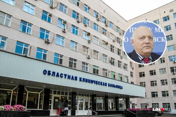 Игорю Дудареву было 59 лет