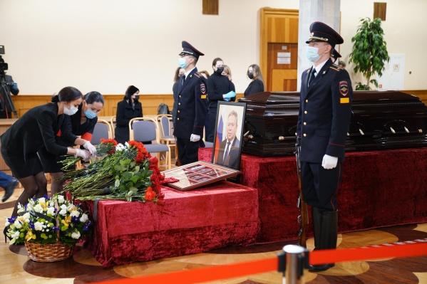Церемония проходит в здании Госсобрания — Курултай