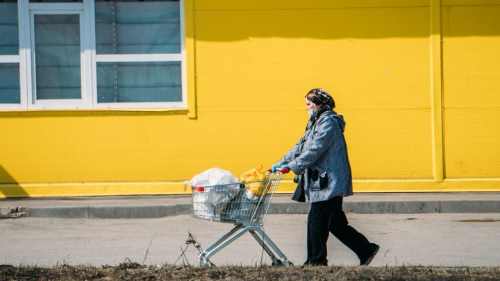 Гречка в Омске подорожала за неделю ещё на 2,5 рубля