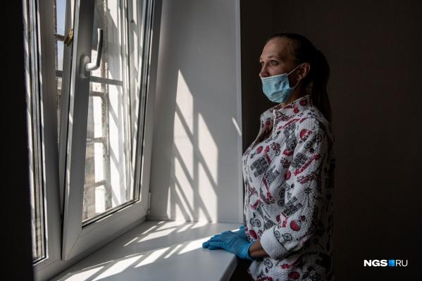 Екатерина родила четвёртого ребёнка в СИЗО-2 Куйбышева