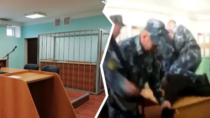 «Вылил воду в область ягодиц»: в Ярославле начался суд над организаторами пыточной в колонии