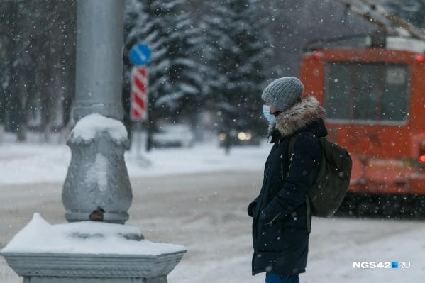 За сутки в Кузбассе выявили 174 заболевших