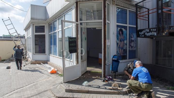 Помешала фудкорту жены председателя гордумы: в центре Волгограда снесли «Женскую радость»