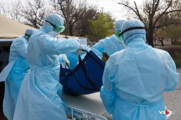 Общее число заразившихся коронавирусом в Ярославской области приближается к 1000