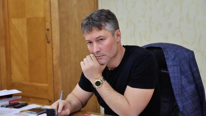 Евгений Ройзман рассказал об отрицательном тесте на коронавирус