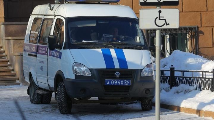«Бомба под табуреткой»: красноярец решил разыграть полицейских и попал под уголовное дело