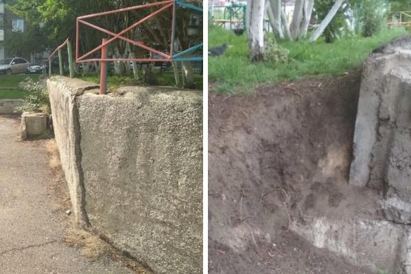 Слева — 2019 год, справа — сейчас