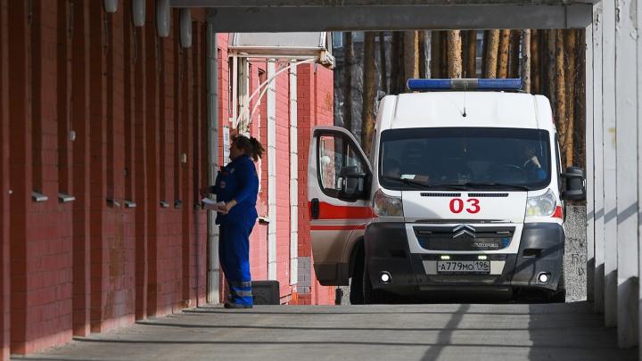 За сутки в Свердловской области коронавирусом заразились еще четыре человека