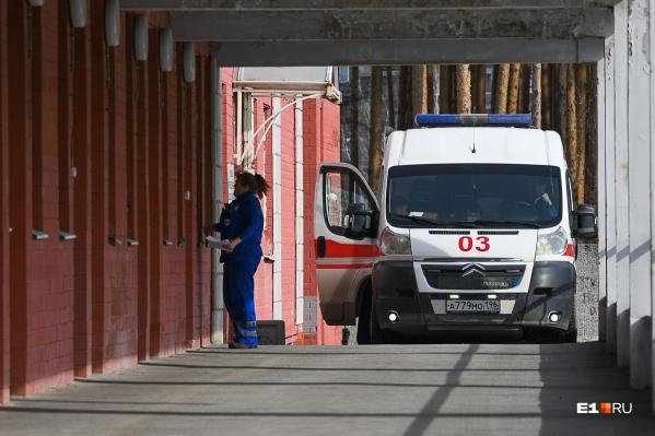 Стали известны данные о количестве новых случаев заражения коронавирусом в Свердловской области