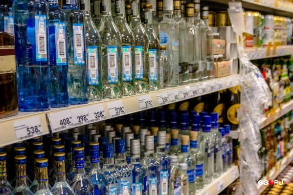 На самарские прилавки не всегда попадает качественный алкоголь