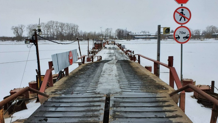 Администрация Архангельска уточнила сроки закрытия транспортных переправ